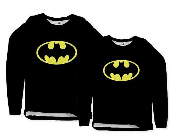 7341d9bc89b43d Kit Moletom Tal Pai e Tal Filho - Batman II