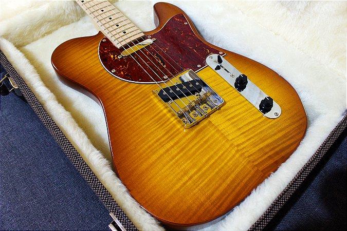 Guitarra SGT TC Classic Honey Burst - PRONTA ENTREGA