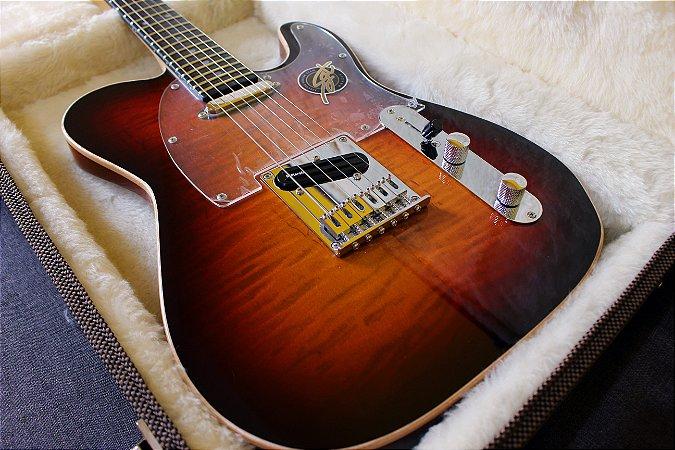 Guitarra SGT TC Standard Tritone Burst - PRONTA ENTREGA