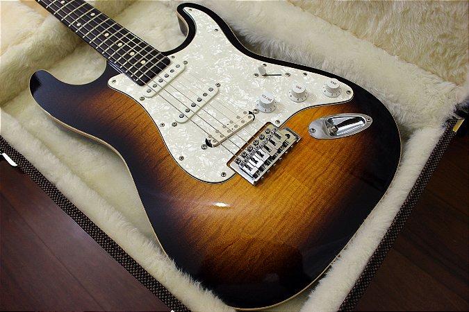 Guitarra SGT ST Standard 2-Color Sunburst - PRONTA ENTREGA (semi-novo)