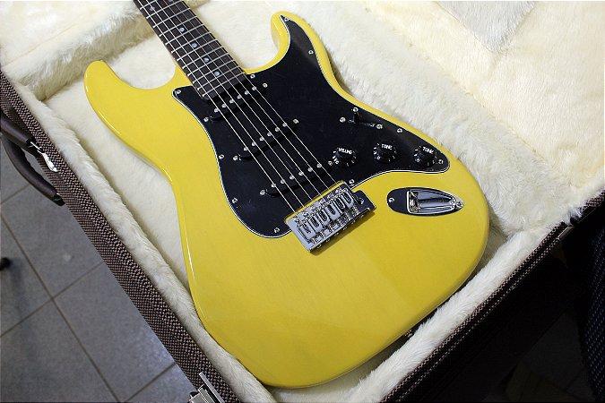 Guitarra SGT ST Start Translucid Mustard - PRONTA ENTREGA