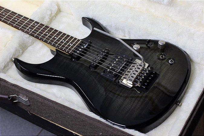 Guitarra FERNANDES Sustainer FGZ550 Lite Japonesa - PRONTA ENTREGA (semi-novo)