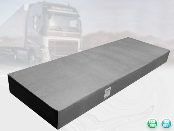 Colchão Starsprings Flat para caminhão Volvo FM 370, 400, 420, 440, 480, 500