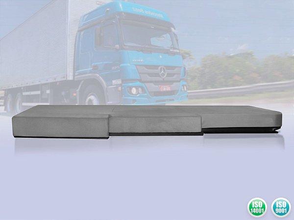 Cama Starsprings c/ 1 extensor para caminhão Mercedes Atego 1719, 1726, 1729, 1730, 2426, 2430, 2730, 3026, 3030