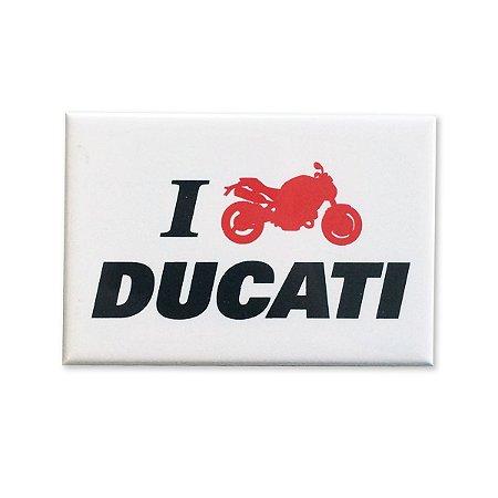 "Imã Ducati ""I MOTO DUCATI"""