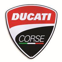 Placa Ducati Corse