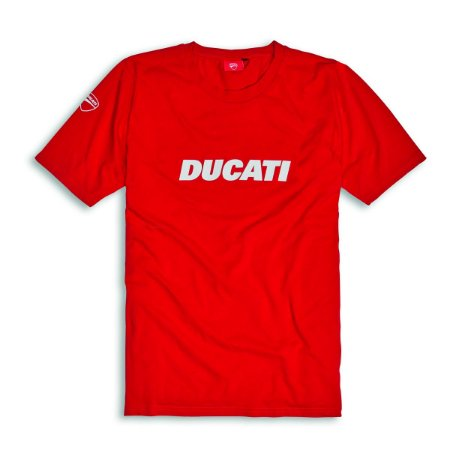 Camiseta Ducatiana 2 Vermelha