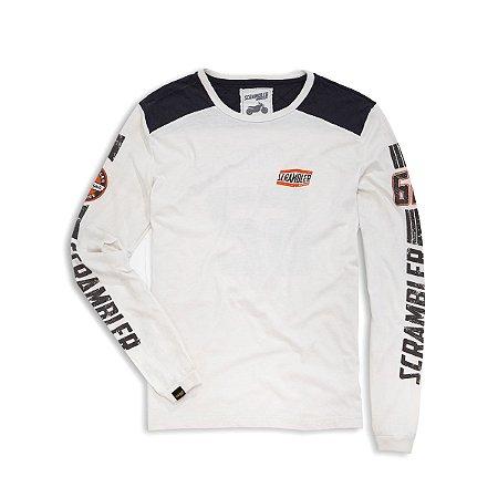 Camiseta Ducati Flat Track - Scrambler