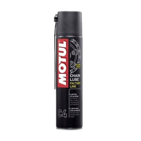 LUBRIFICANTE DE CORRENTE MOTUL CHAIN LUBE C4 400ML