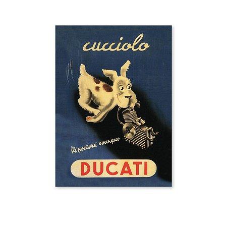 Imã Ducati Cucciolo
