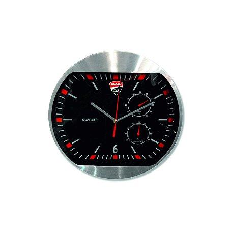 b2030ead64d Relógio de Parede Ducati Corse - código 987691020 - Loja Ducati ...