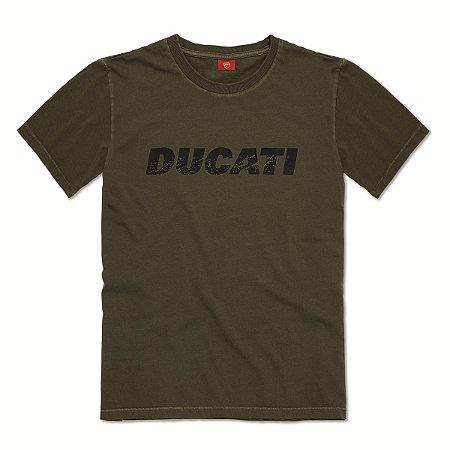 Camiseta Ducati Vintage Logo