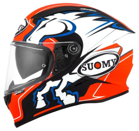 SUOMY SPEEDSTAR ZERO FOUR - MATT
