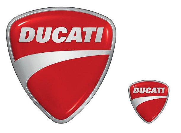 Adesivo Ducati Logo