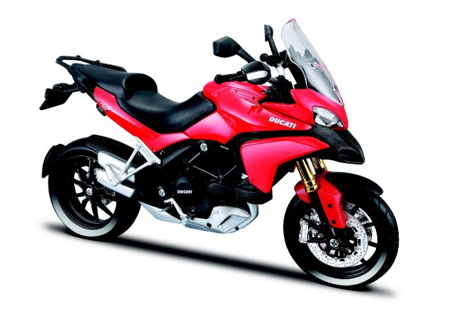 Miniatura Maisto - Ducati Multistrada 1200S - 1:12