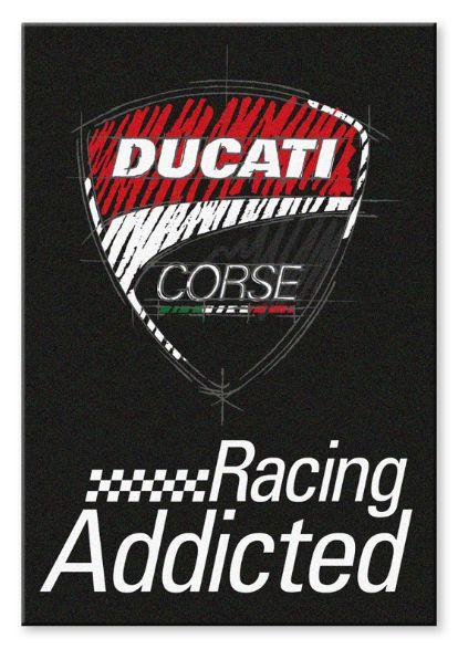 Imã Ducati Corse