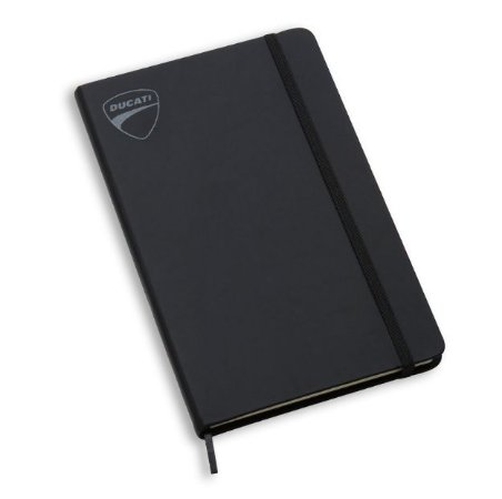 Note Book Ducati Black