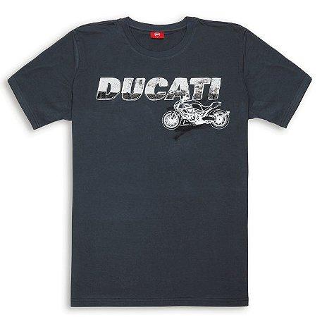 Camiseta Graphic Diavel