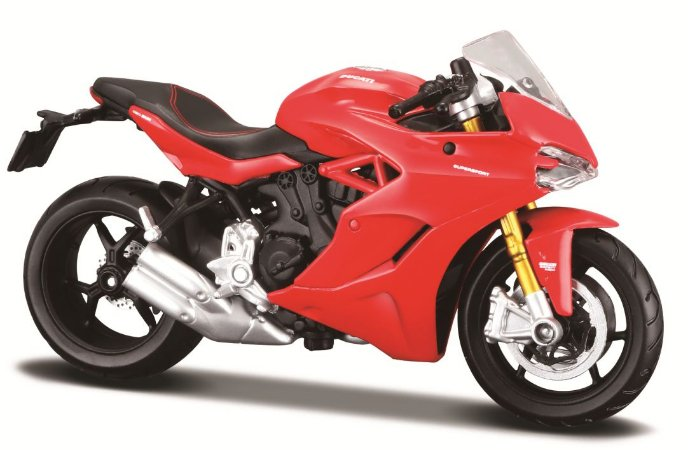 Miniatura Maisto - Ducati Supersport S - 1:18