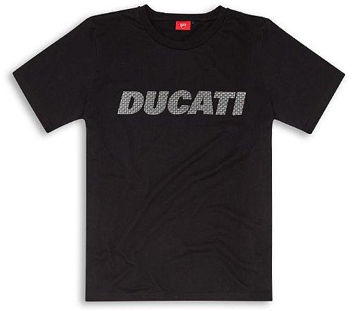 T-shirt Ducati Carbon