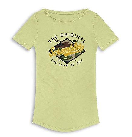 T-shirt Yosemite SCR - Feminino