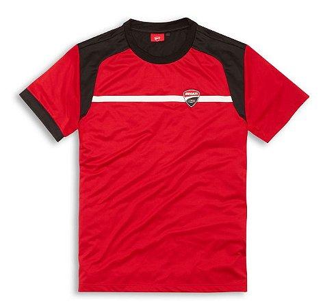 T-shirt Ducati Corse 19 - Red
