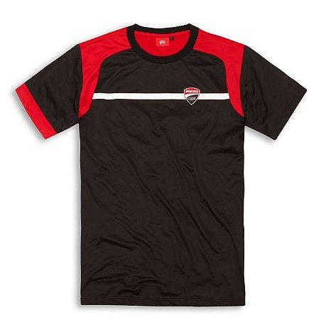 Camiseta Modelo Ducati Corse 19 - Black
