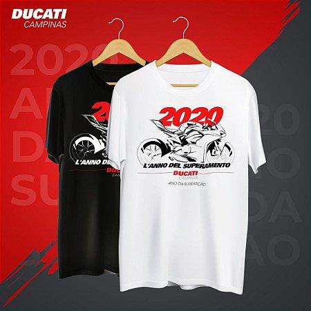 Camisetas Ducati Campinas edição especial 2020