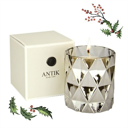 Vela Aromática Silver - Natale - 250g