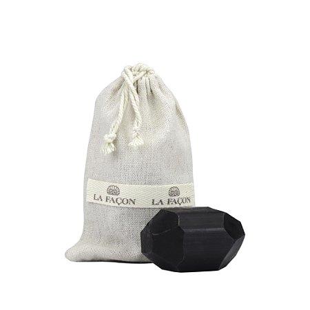 Sabonete Quartzo - 95g - Negro