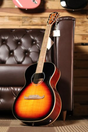 Violão Fender Concert FA-235E 3 Tone Sunburst