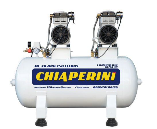 Motocompressor 20 BPO RCH 150L S/OLEO 220V- CHIAPERINI