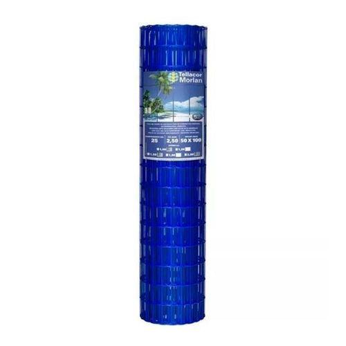 Gradil Azul Fio 5,10mm 5X20cm 2,03X2,50m - MORLAN