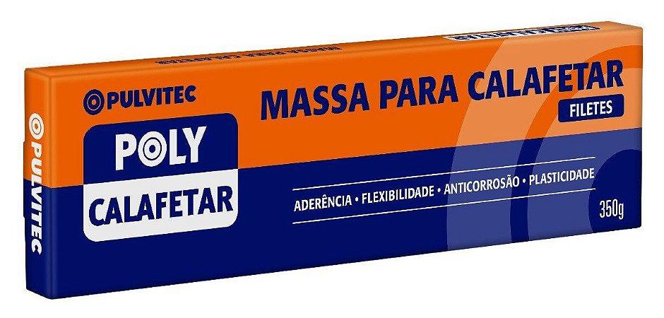 Massa Para Calafeta 350 Gr C/21 Filetes - PULVITEC