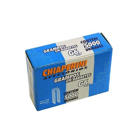 Grampo Em Barretes G-6 PCW - CHIAPERINI
