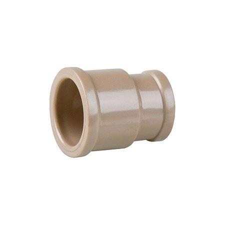 Luva Redução Soldável 25mm X 20mm Pct/50 - PLASTUBOS