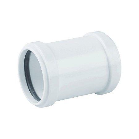 Luva Correr Esgoto 50mm Pct/12 - PLASTUBOS