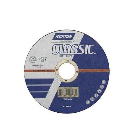 Disco De Corte Classic Ar302 180X3.0X22.23 T41 - NORTON
