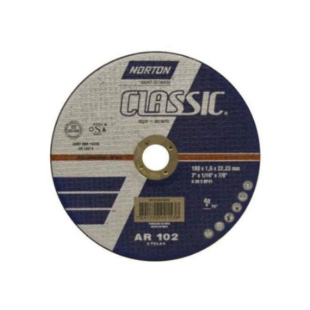 Disco De Corte Classic Ar102 180X1.6X22.23 T41 - NORTON