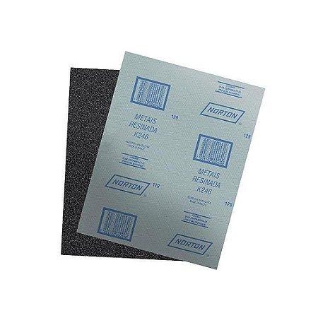 Lixa Ferro NORTON 120 K246 (25Pcs) - NORTON