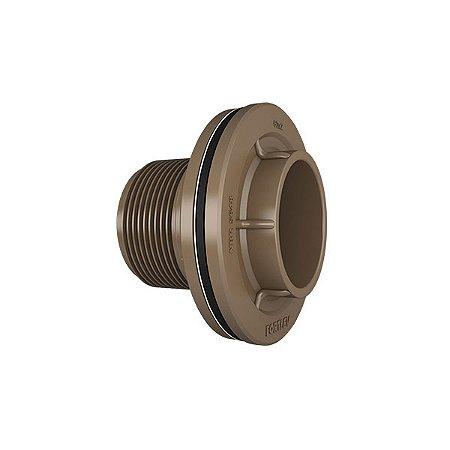 Adaptador Soldável Para Caixa D'Água 25mm X 3/4 Pact C/10 Undi- FORTLEV