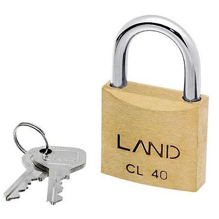 Cadeado LAND 40mm - LAND