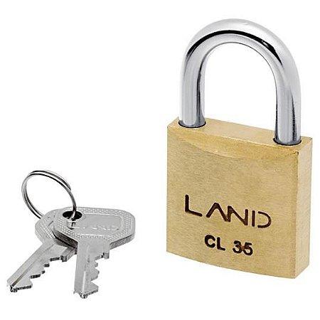 Cadeado LAND 35mm - LAND