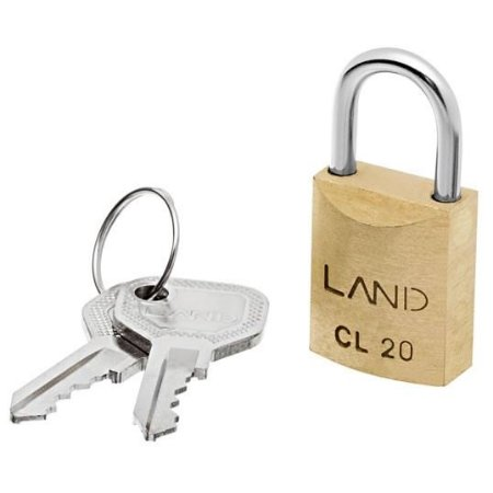 Cadeado LAND 20mm - LAND