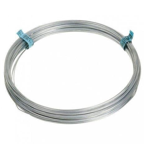 Arame Galvanizado Comercial 20 (0,89mm) Kg - MORLAN
