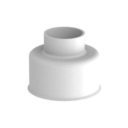 Bolsa De Ligacão P/ Vaso Sanitário Branca - VALEPLAST