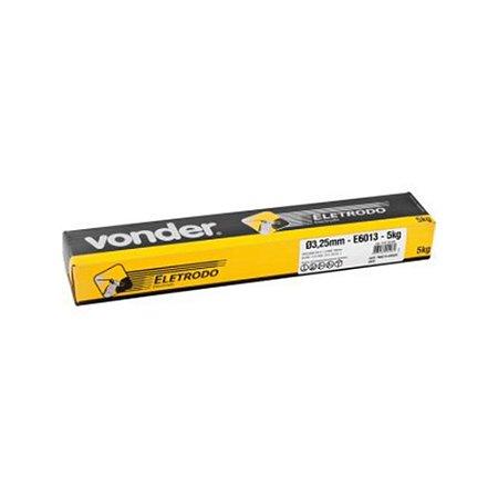 Eletrodo 6013 3,25mm (5Kg) - VONDER