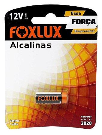 Pilha Alcalina 12V  LR23 Blister C/1 - FOXLUX