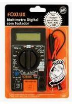 Multímetro Digital - FOXLUX