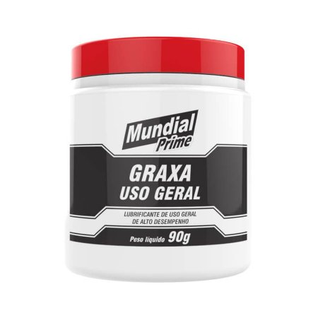 Graxa Uso Geral 90G - MUNDIAL PRIME